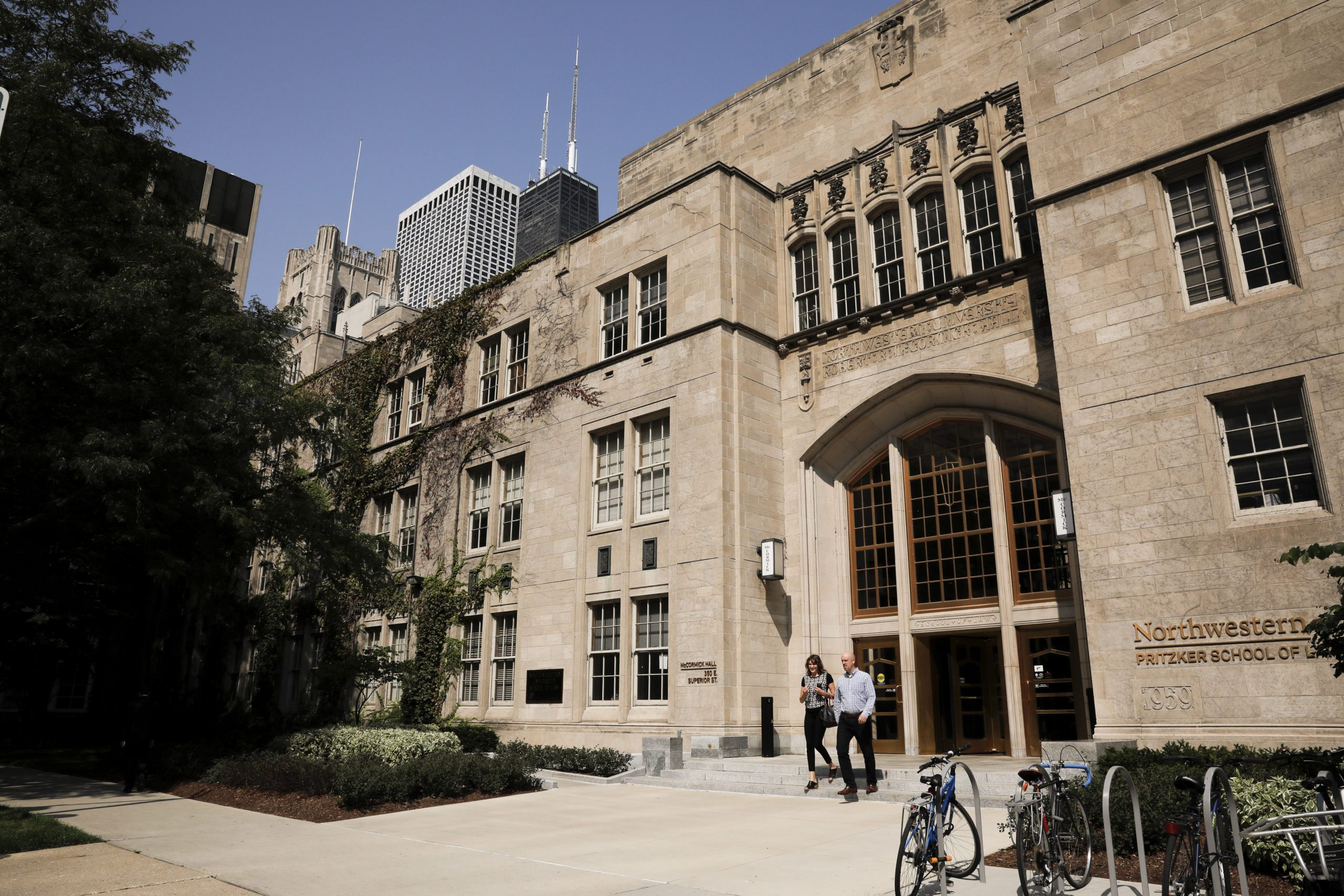 Northwestern Law school