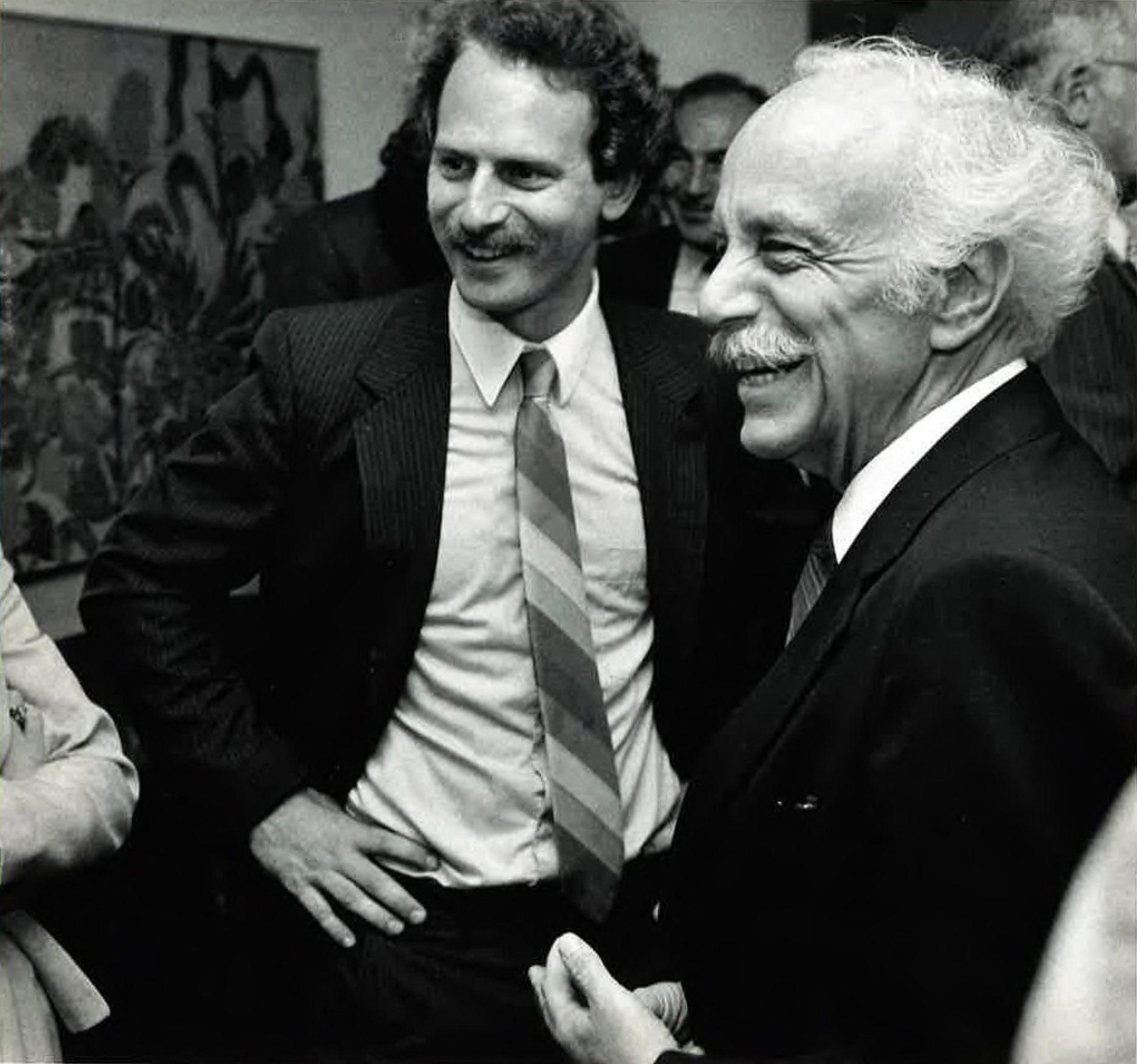 David and Roderick MacArthur